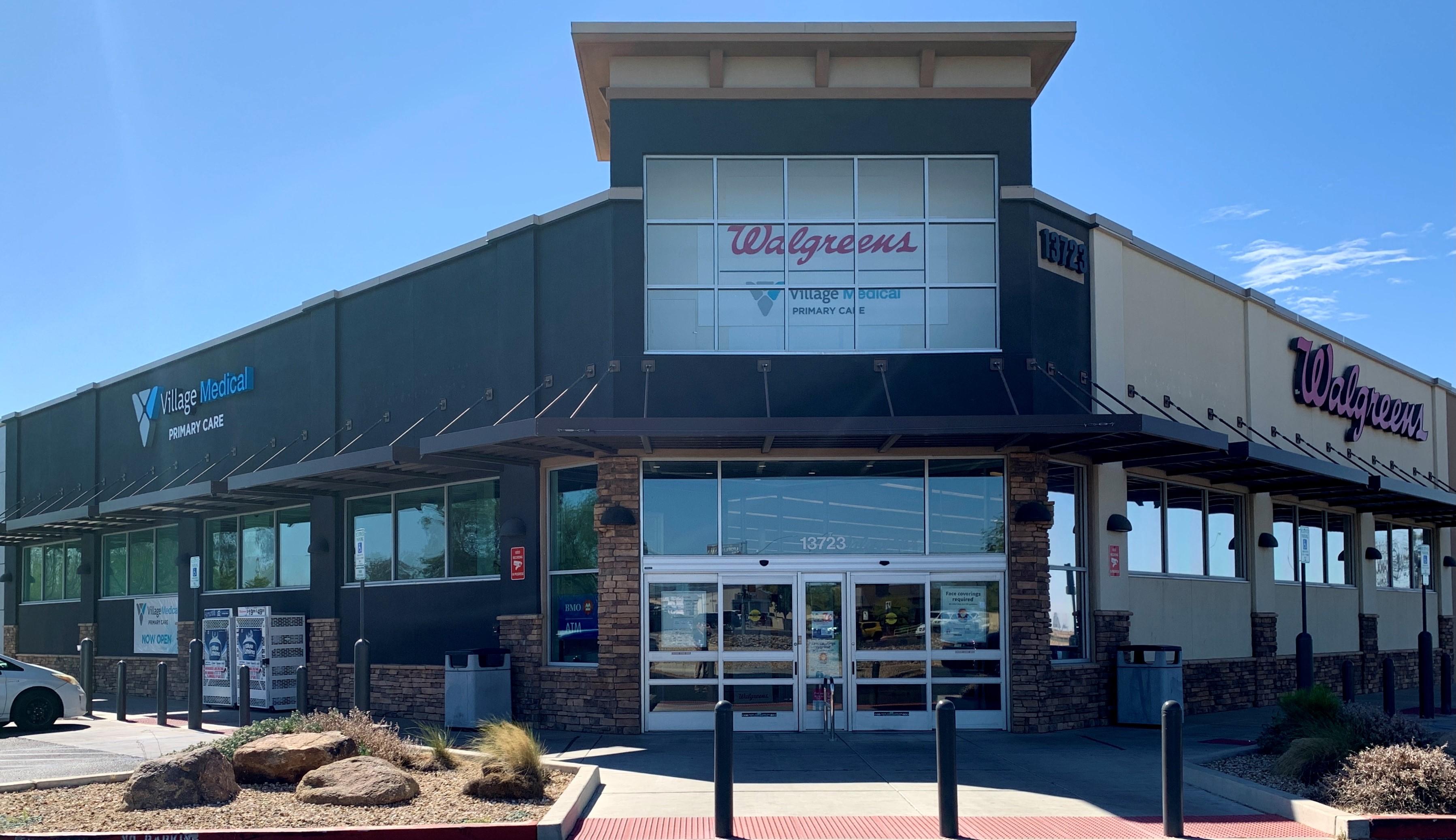 Village Medical at Walgreens - 13723 N Litchfield Rd  Ste. 110  Surprise, AZ 85379