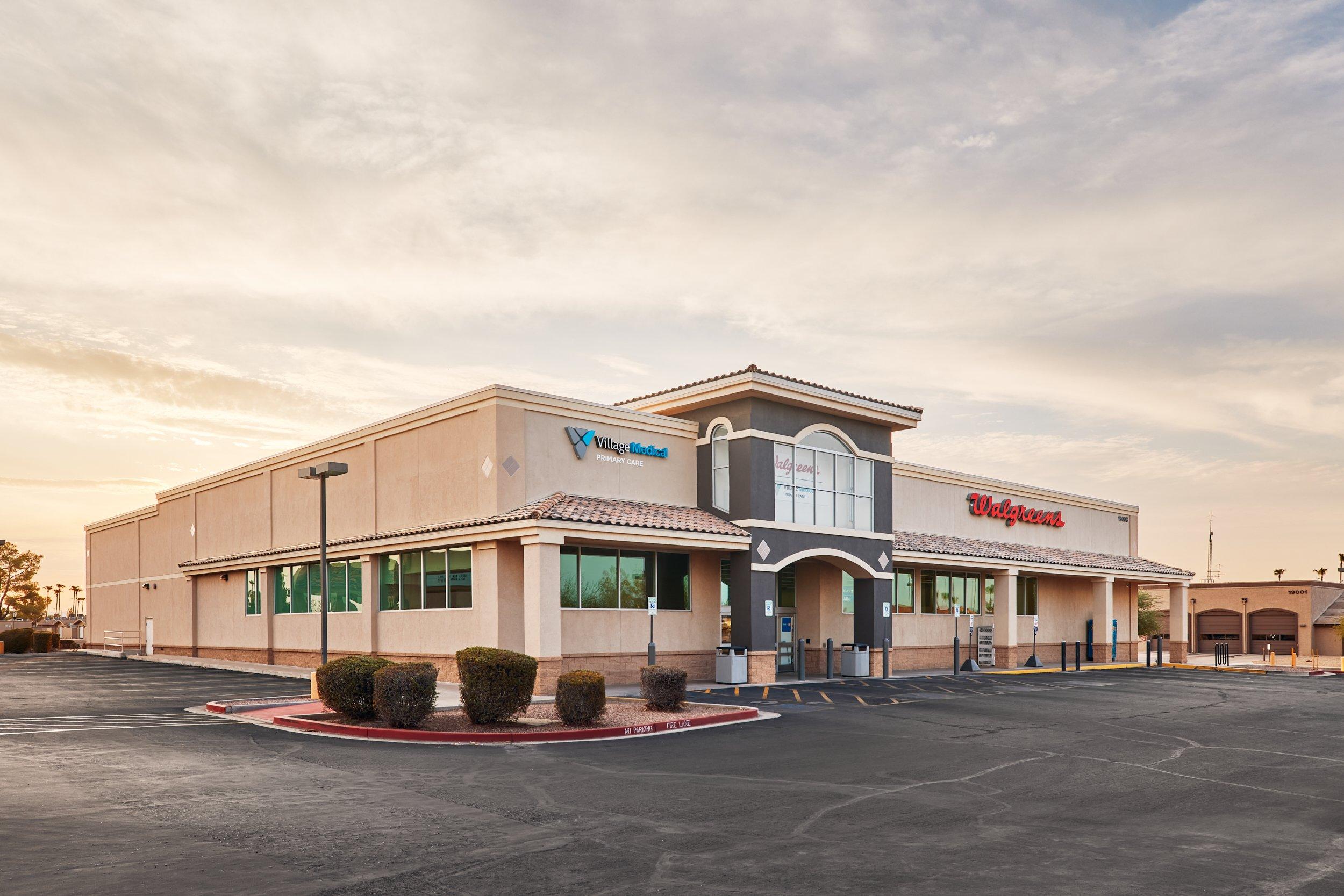 Village Medical at Walgreens - 19003 N RH Johnson Blvd Suite 102 Sun City West, AZ 85375