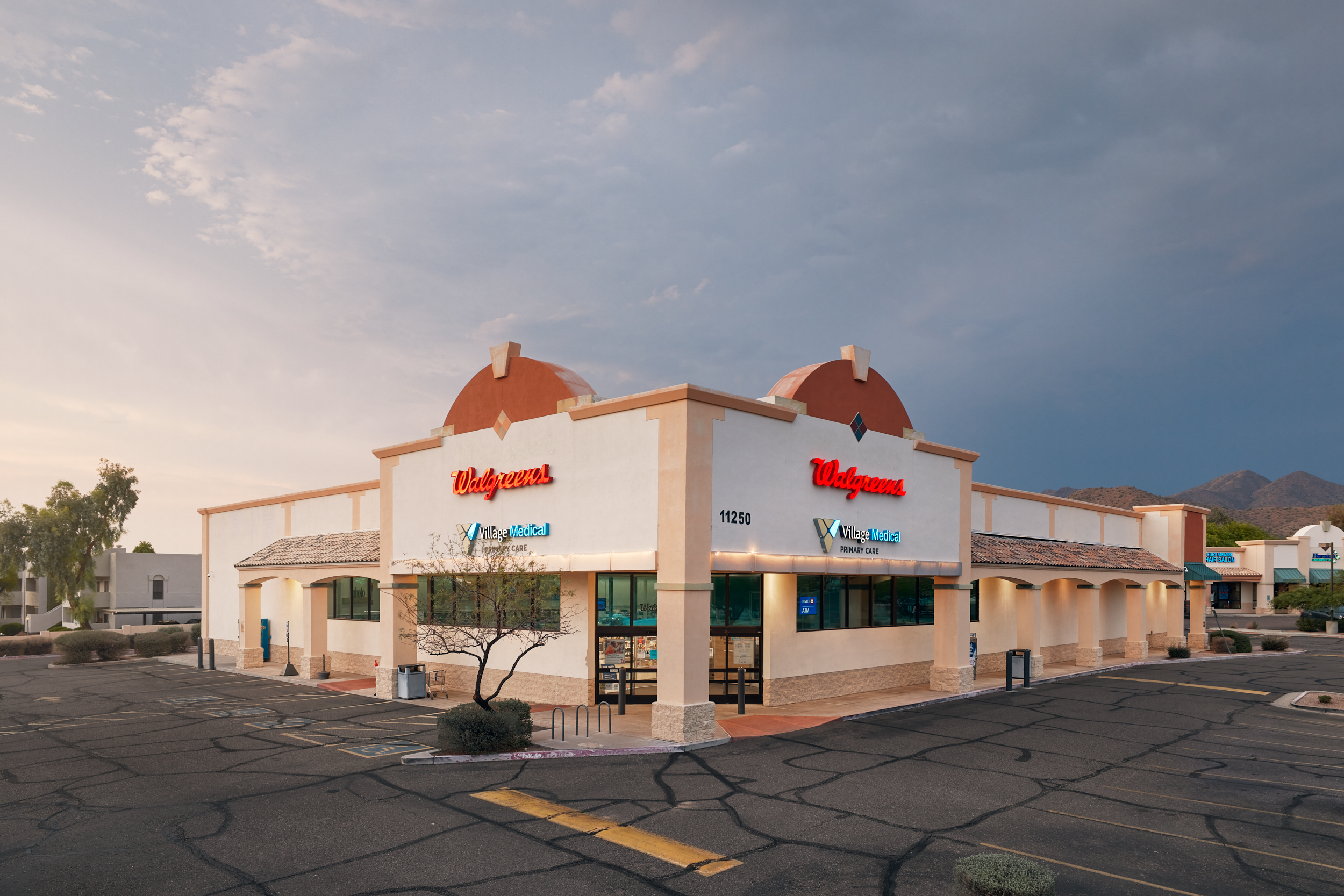 Village Medical at Walgreens - 11250 E. Via Linda  Ste. 101 Scottsdale, AZ 85259