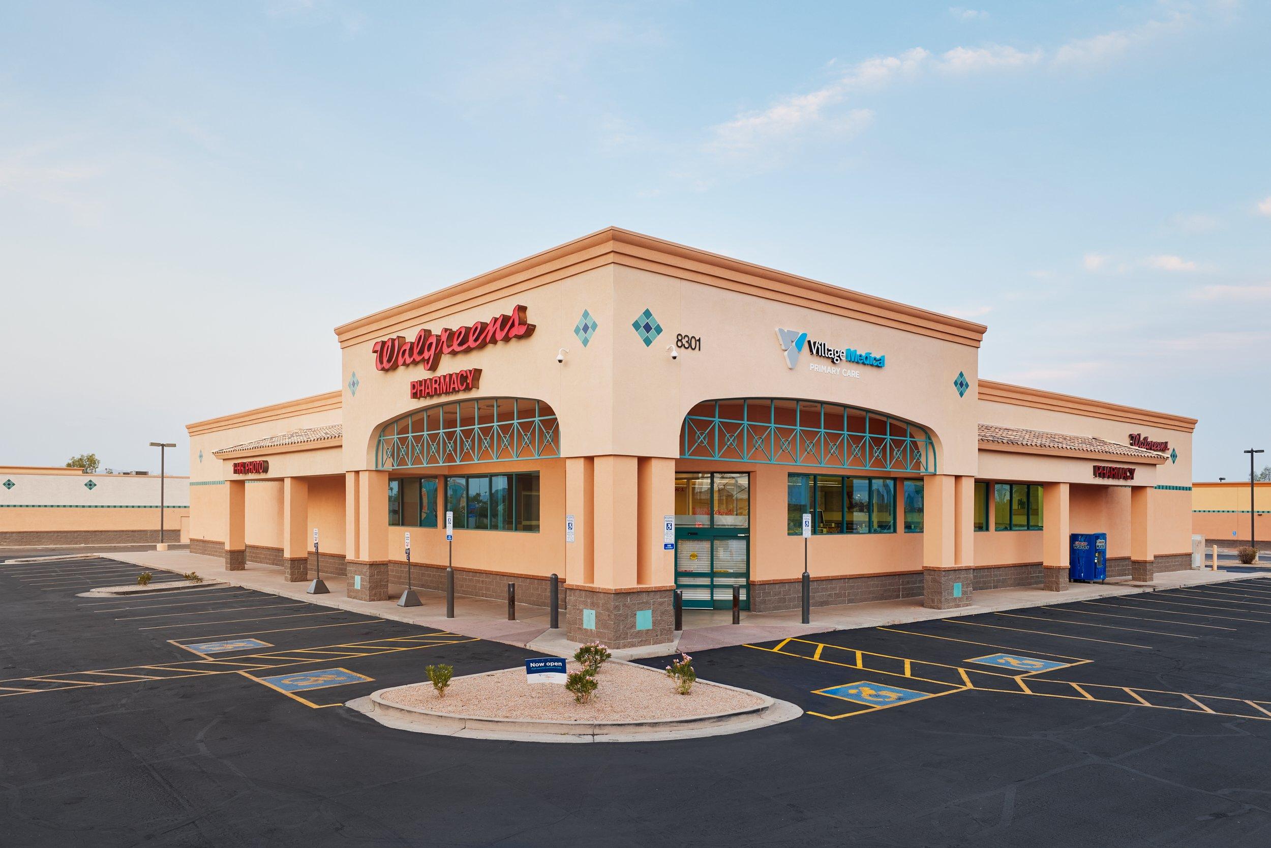 Village Medical at Walgreens - 8303 W. Camelback Rd.   Phoenix, AZ 85037
