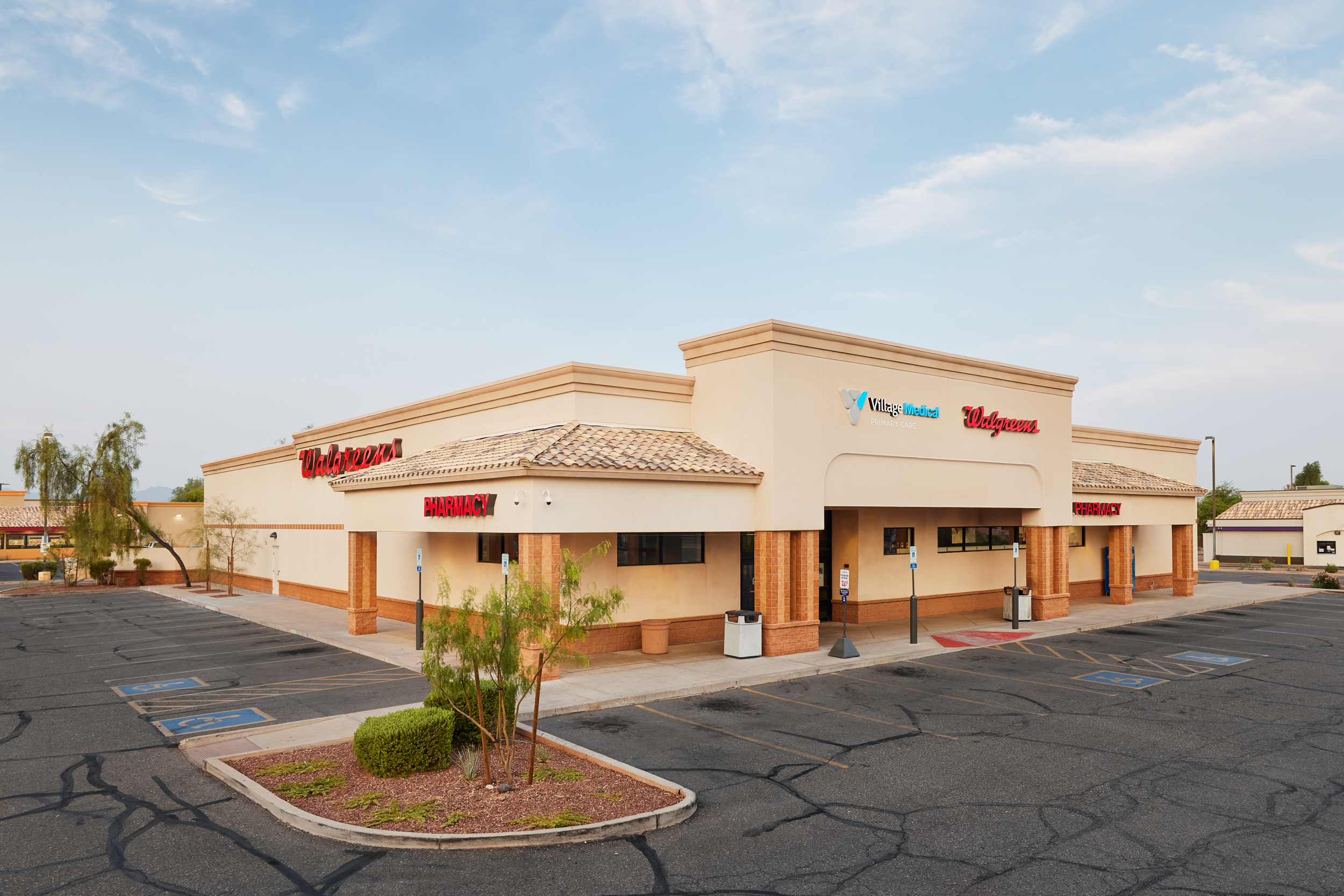 Village Medical at Walgreens - 10705 W. Indian School Rd. Suite. 100 Avondale, AZ 85392