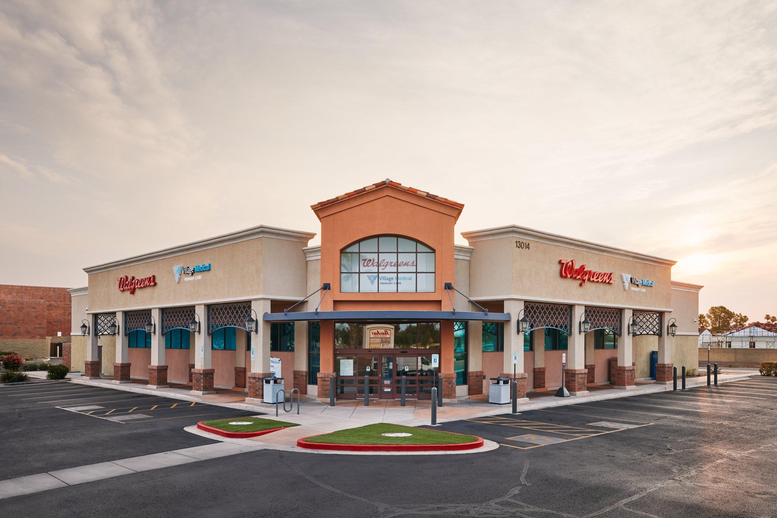 Village Medical at Walgreens - 13014 W. Camelback Rd. Suite 102 Litchfield Park, AZ 85340