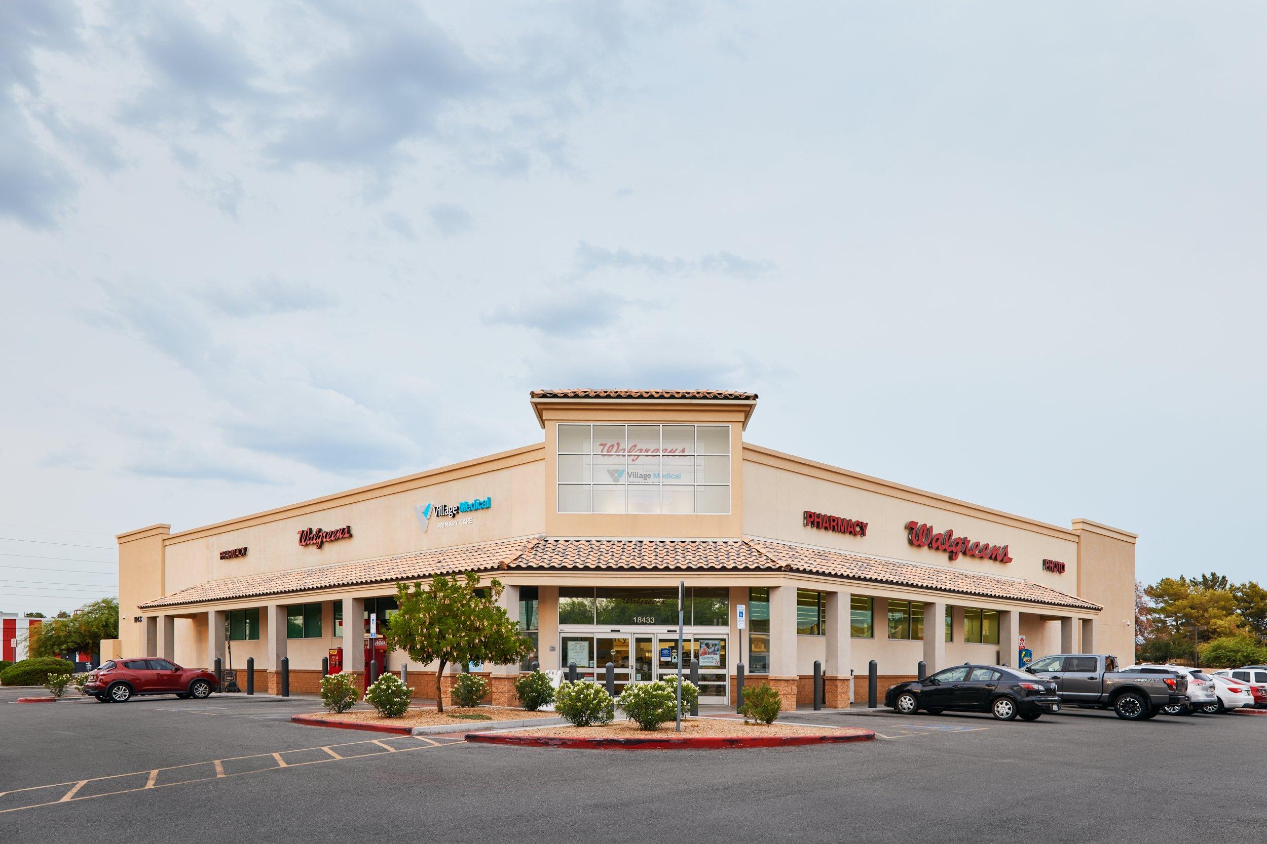Village Medical at Walgreens - 18435 N. 19th Ave.  Phoenix , AZ 85023