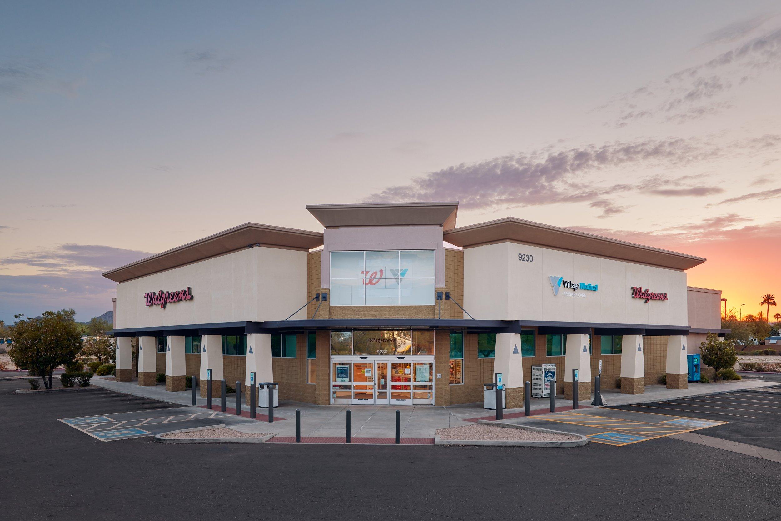 Village Medical at Walgreens - 9230 E. Main St.  Mesa, AZ 85207