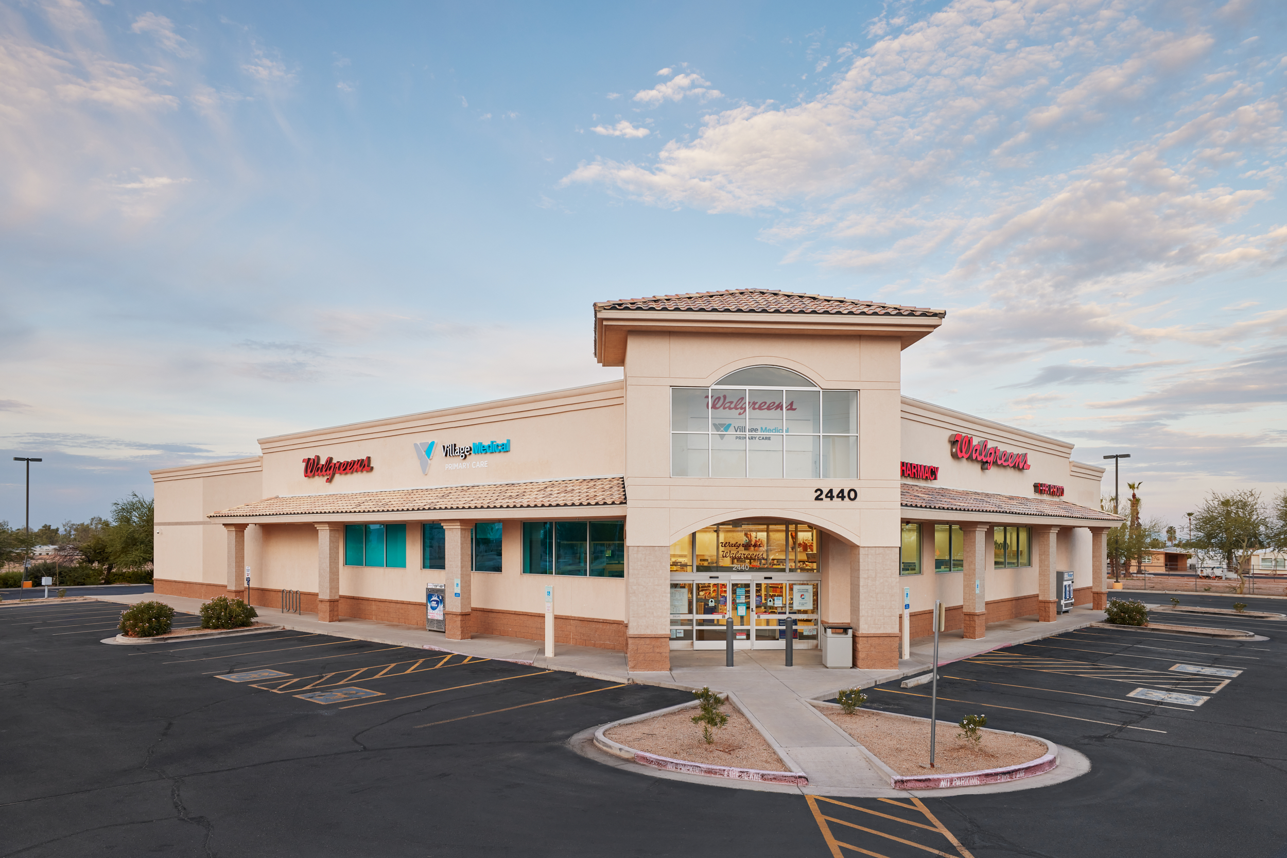 Village Medical at Walgreens - 2440 S. Ironwood Dr. Suite B Apache Junction, AZ 85120