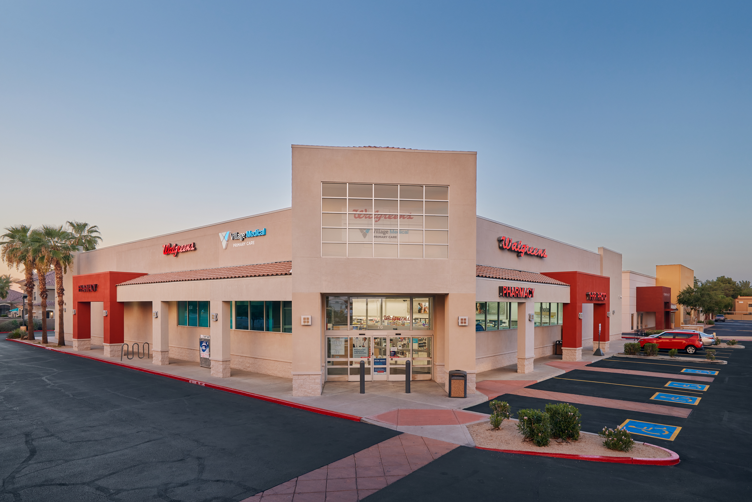 Village Medical at Walgreens - 76 W. Guadalupe Rd.  Gilbert , AZ 85233