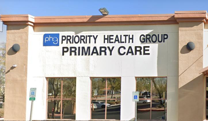 Village Medical  - 2481 Professional Court  Las Vegas, NV 89128