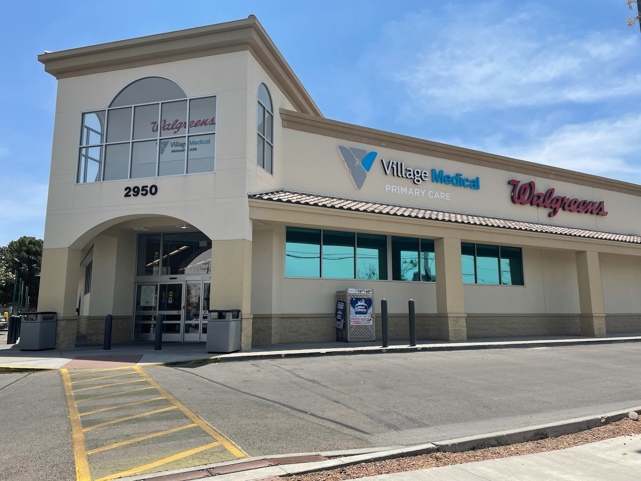 Village Medical at Walgreens - 2950 George Dieter Dr  El Paso, TX 79936