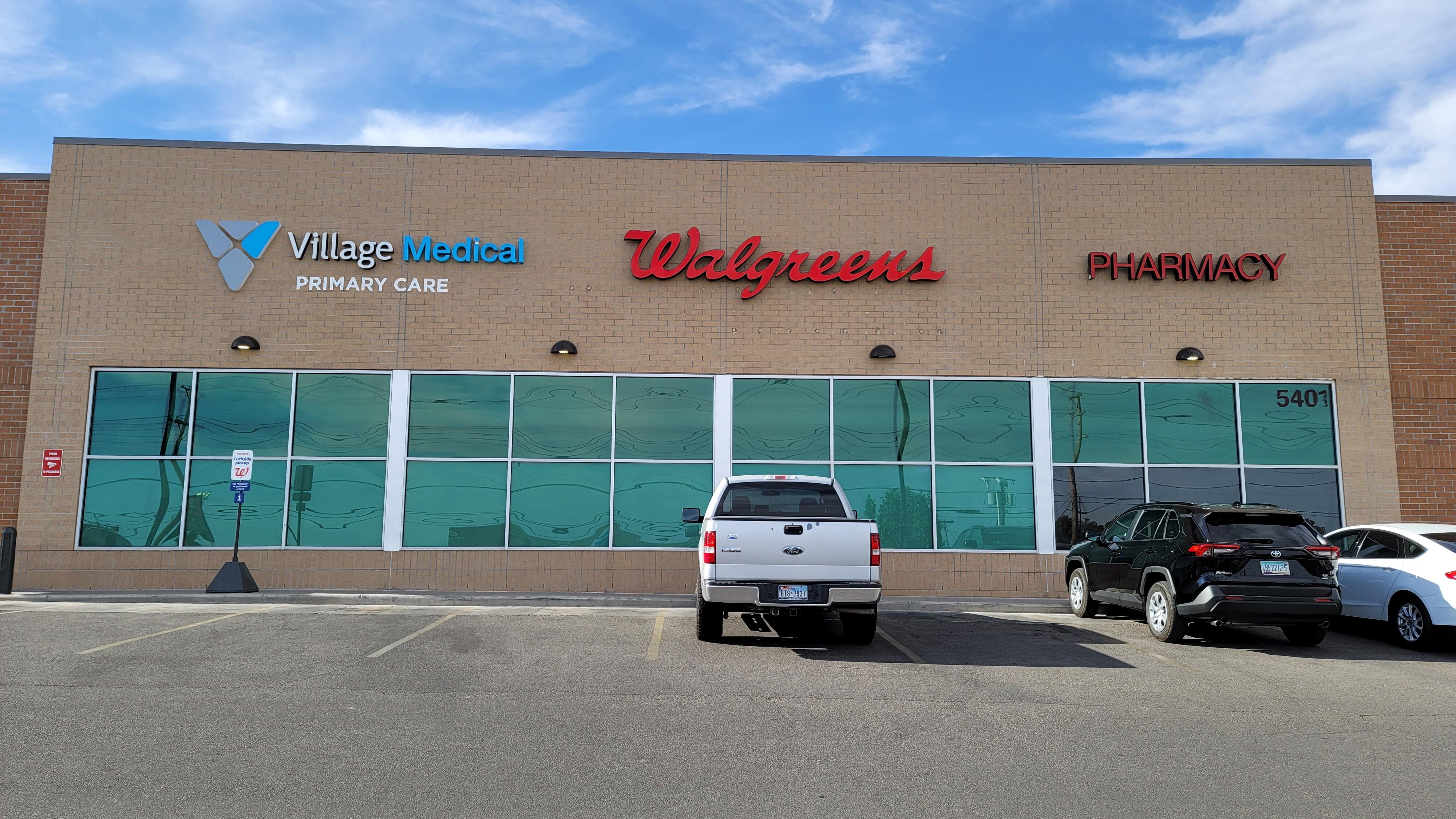 Village Medical at Walgreens - 5401 Montana Ave Suite B El Paso, TX 79903