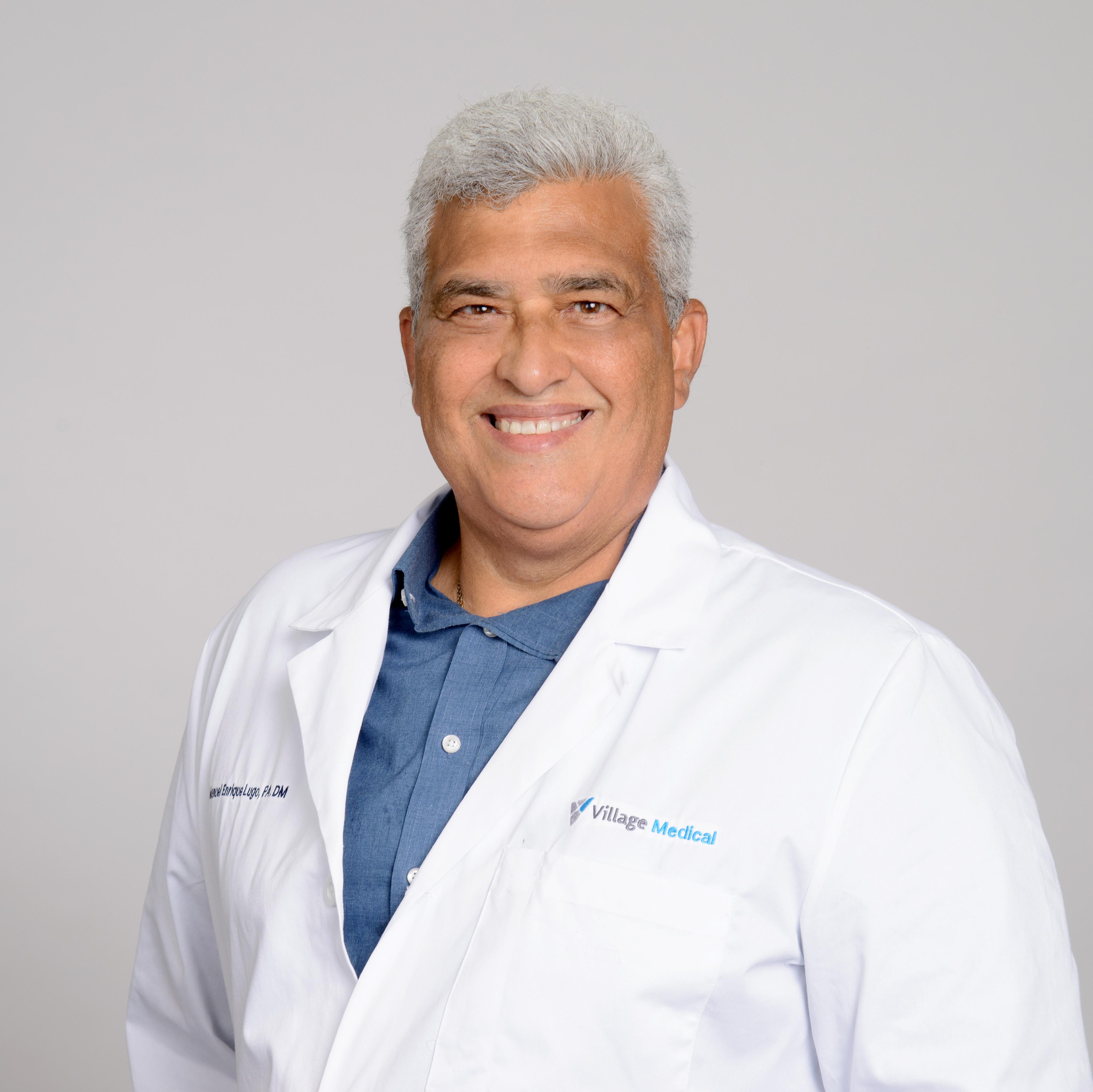 Manuel Lugo, PA