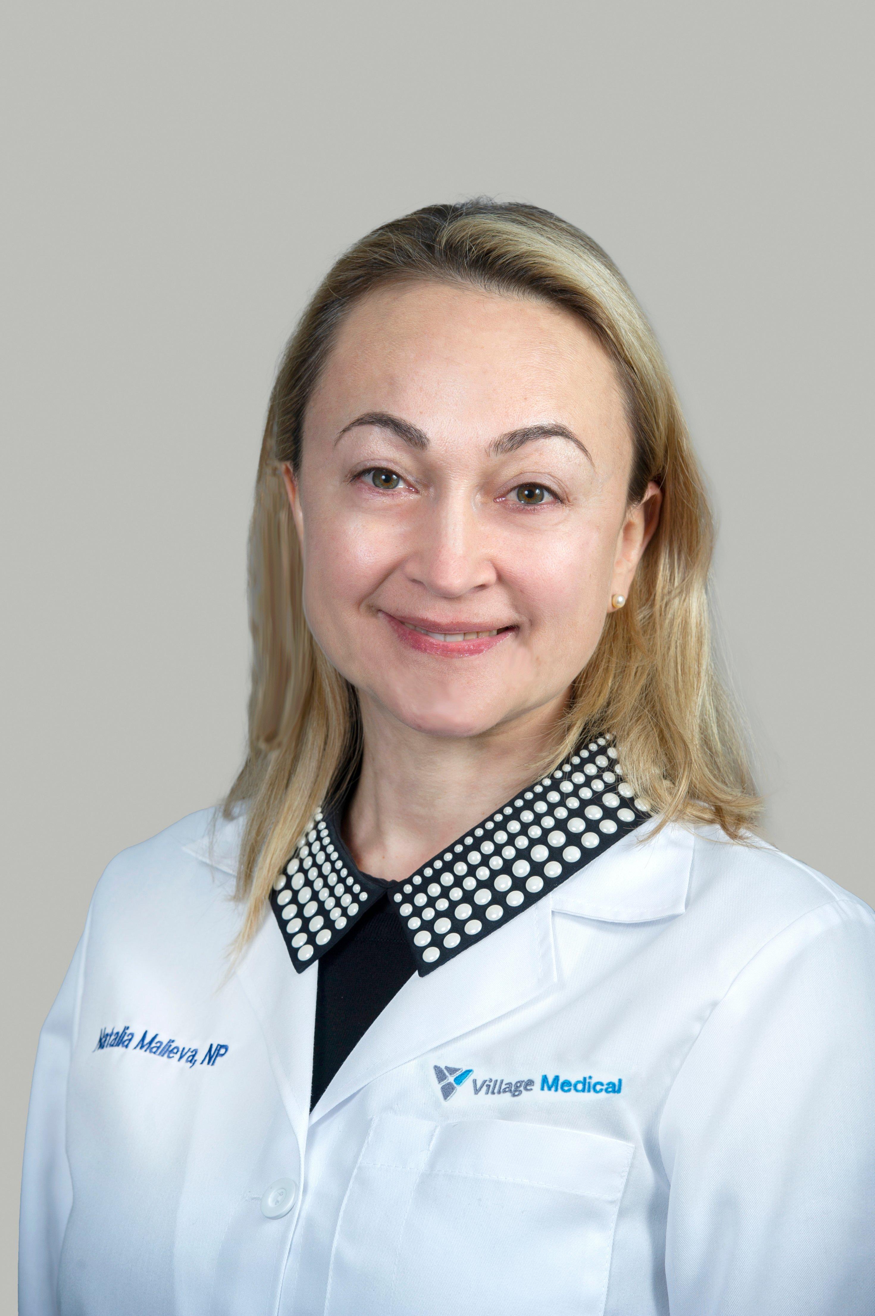 Natalia Malieva, MSN, FNP