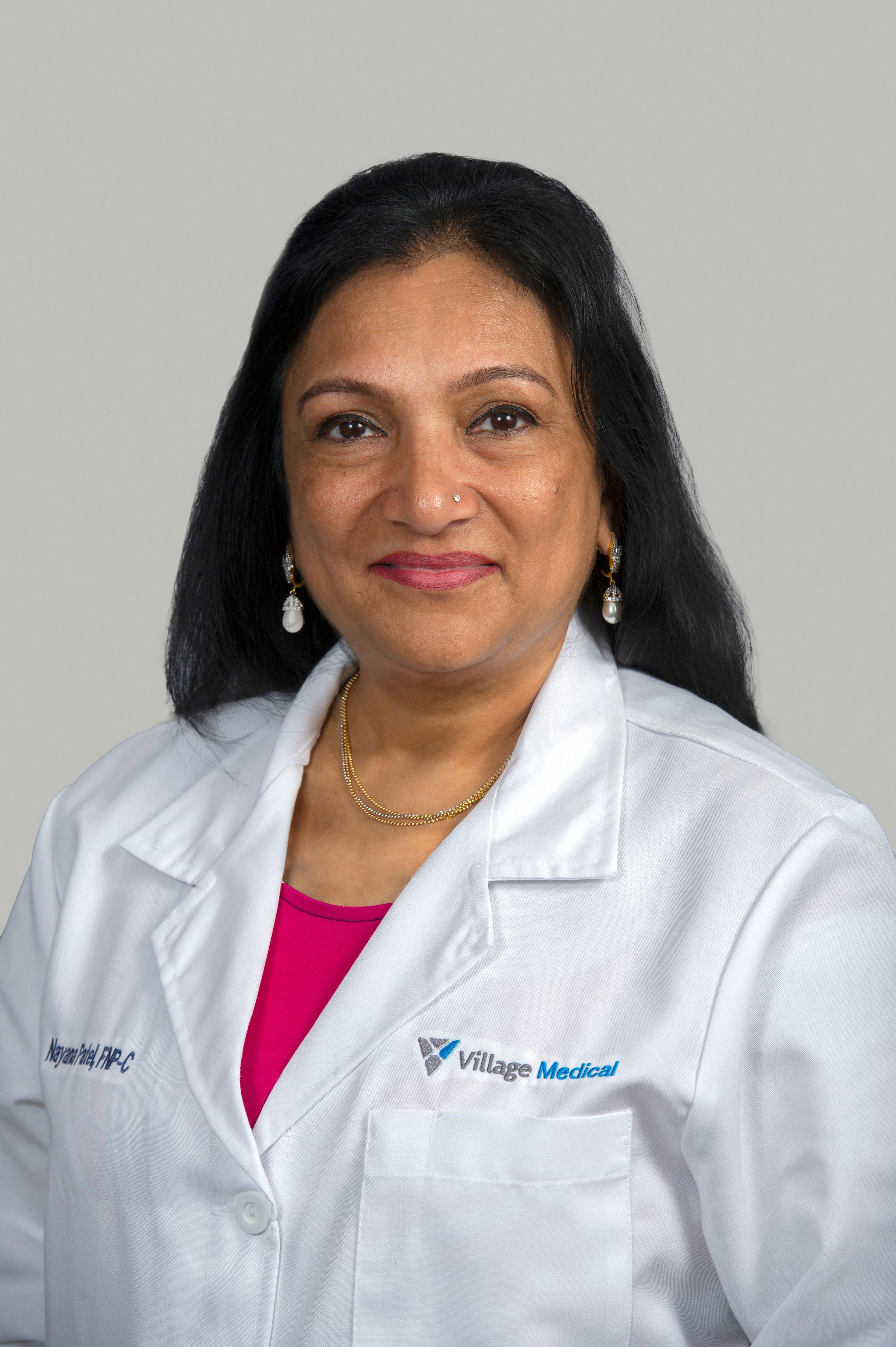 Nayana Patel, FNP-C