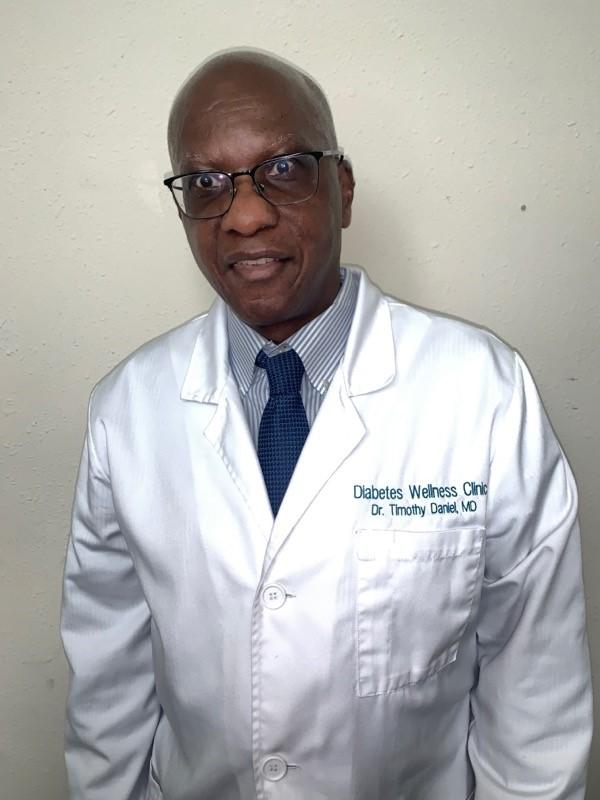 Timothy Daniel, PhD, MD
