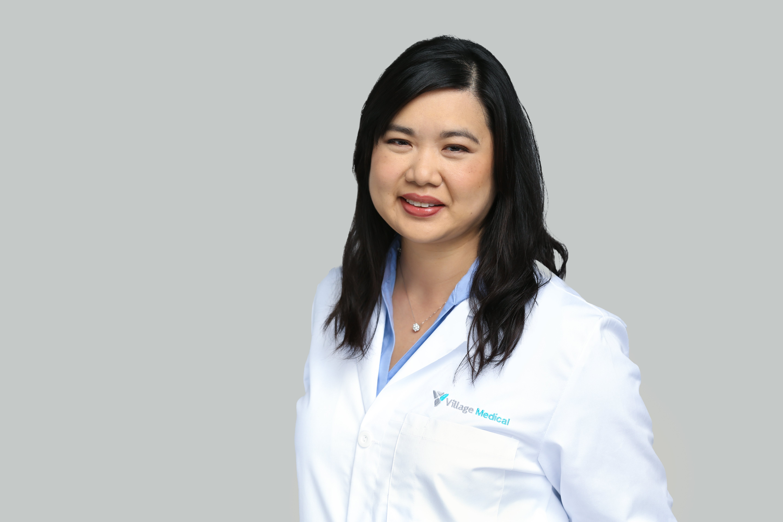 Professional headshot of Miranda Wang-Gor, MD